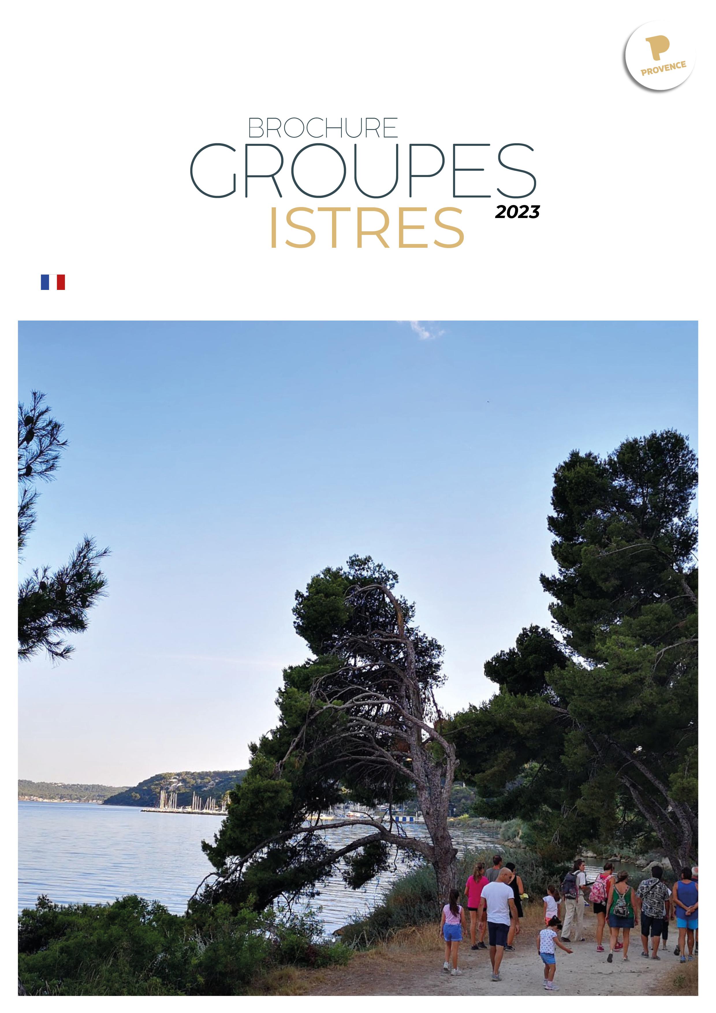Brochures office de tourisme istres tourisme - Office de tourisme istres ...