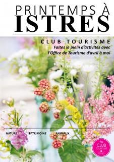 Club Tourisme Printemps 2018