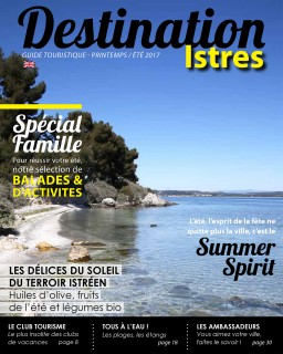 Guide touristique Destination Istres Printemps Eté 2017