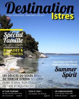 Guide touristique Destination #1