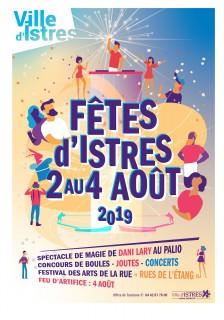 Fêtes d'Istres 2019