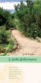 Visite du jardin méditerranéen