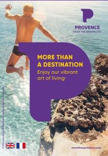 Carte Des Arts de Vivre en Provence