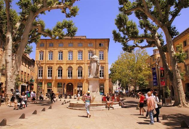 Le Pays d'Aix
