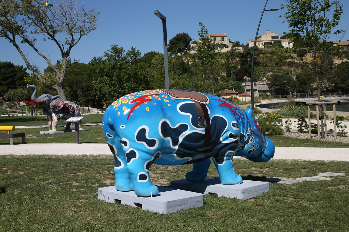 Art Zoo Istres - Parc Sainte Catherine