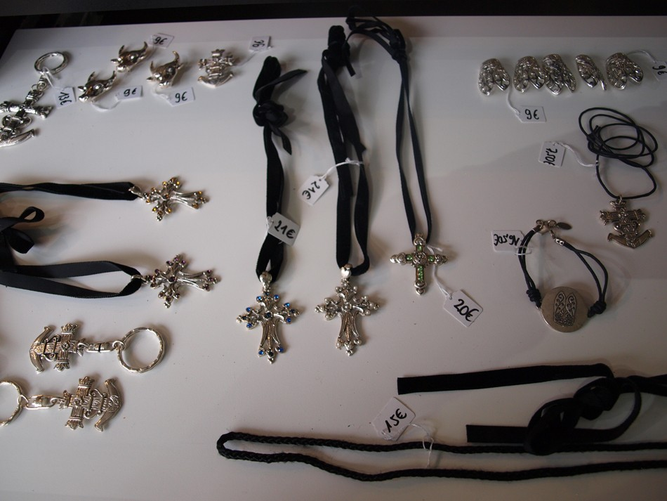 Bijoux et décorations