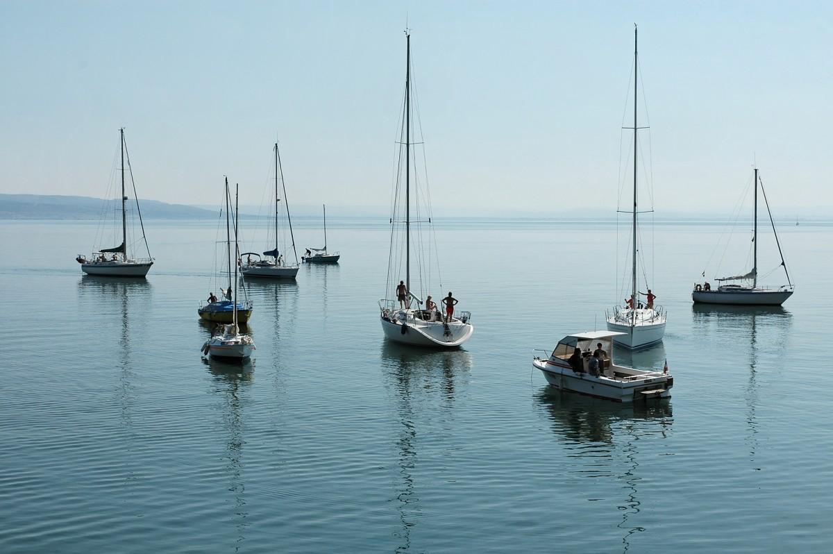 Playas y actividades náuticas