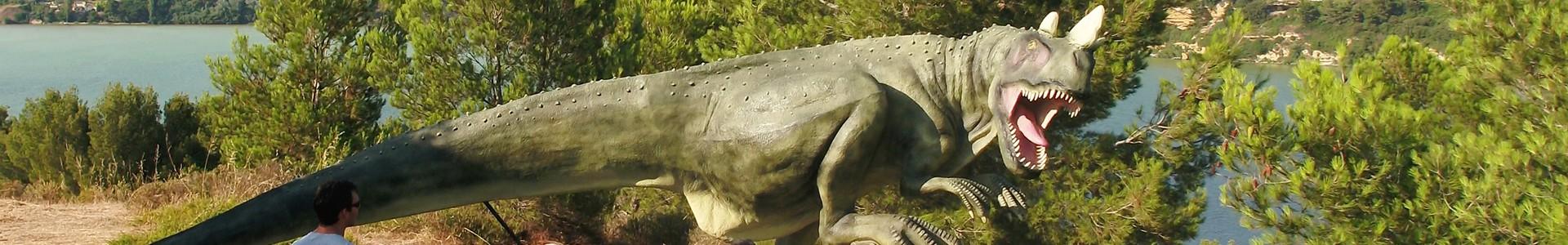 Dinosaur'Istres, le monde perdu renaît à Istres