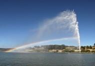 Le jet d'eau le plus haut de France