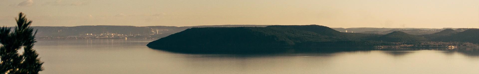 L'étang de Berre