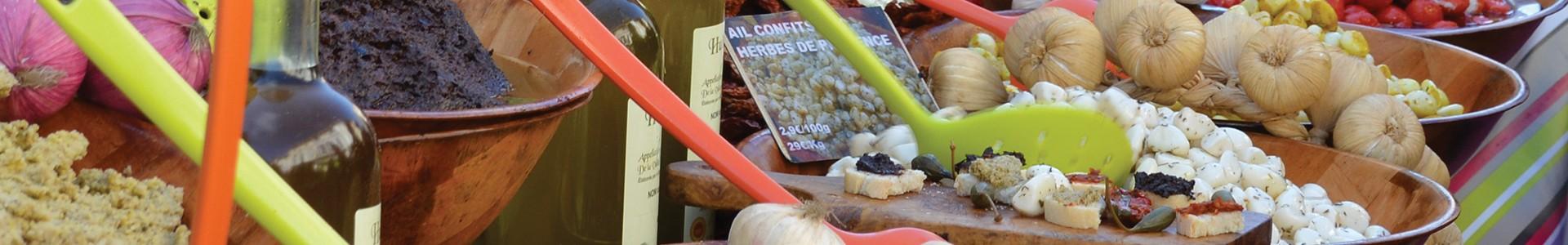 le marché provençal à Istres