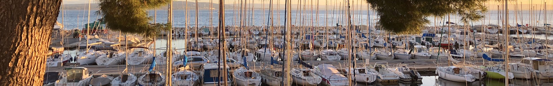 Le Port des Heures Claires d'Istres