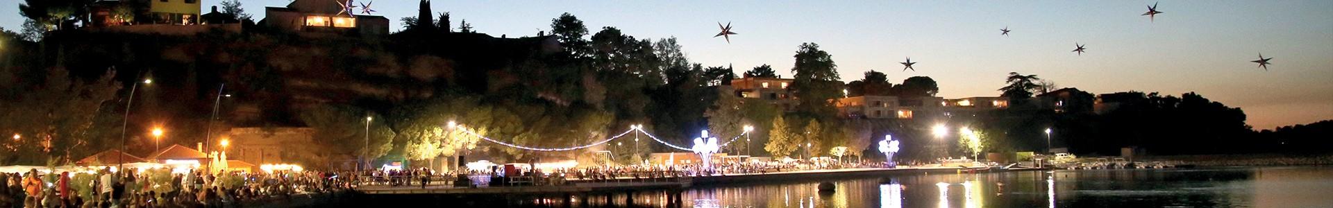 Les jeudis étoilés sur l'étang de l'Olivier