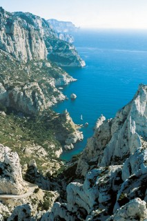 Marseille & Calanques (rocky inlet)