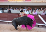 Bullfighting city
