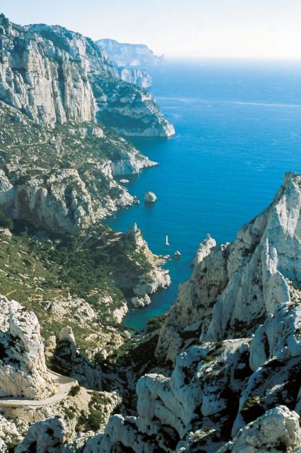 Marseille et Les Calanques