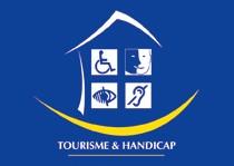 Tourism & Handicap Label