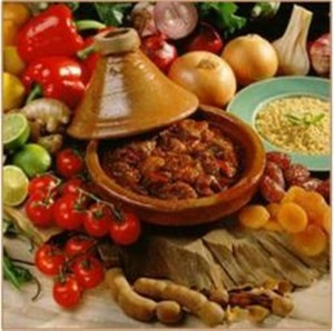 Moroccan specialities