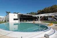 Plages et baignades famille istres tourisme for Horaire piscine istres