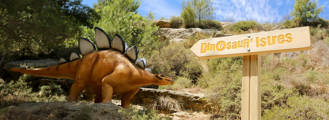 Dinosaur'istres Dinosaures Istres