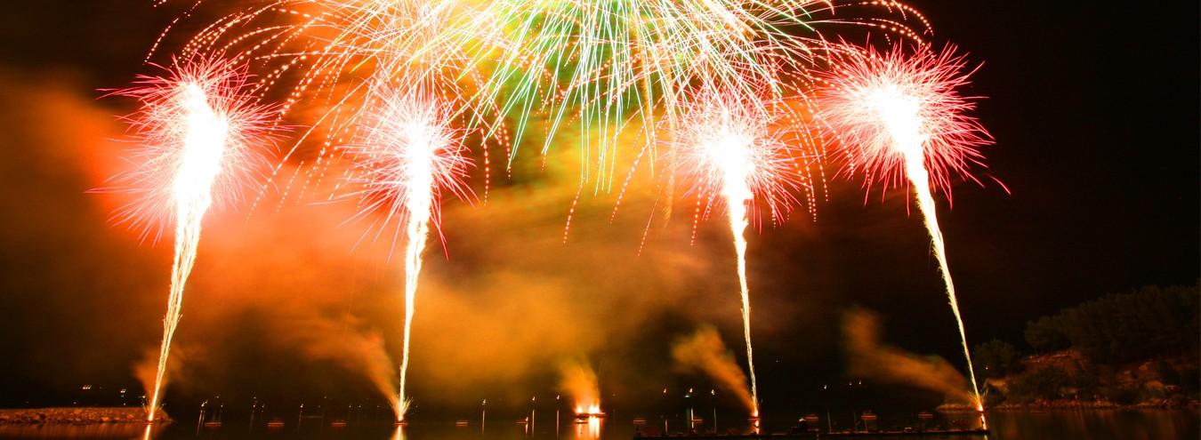 Eclat de fête à Istres Tourisme