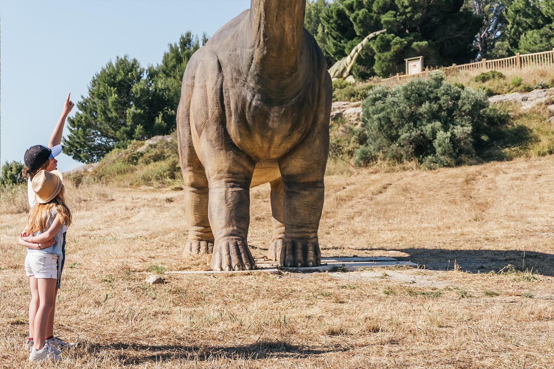Envie de remonter le temps sur Dinosaur'Istres