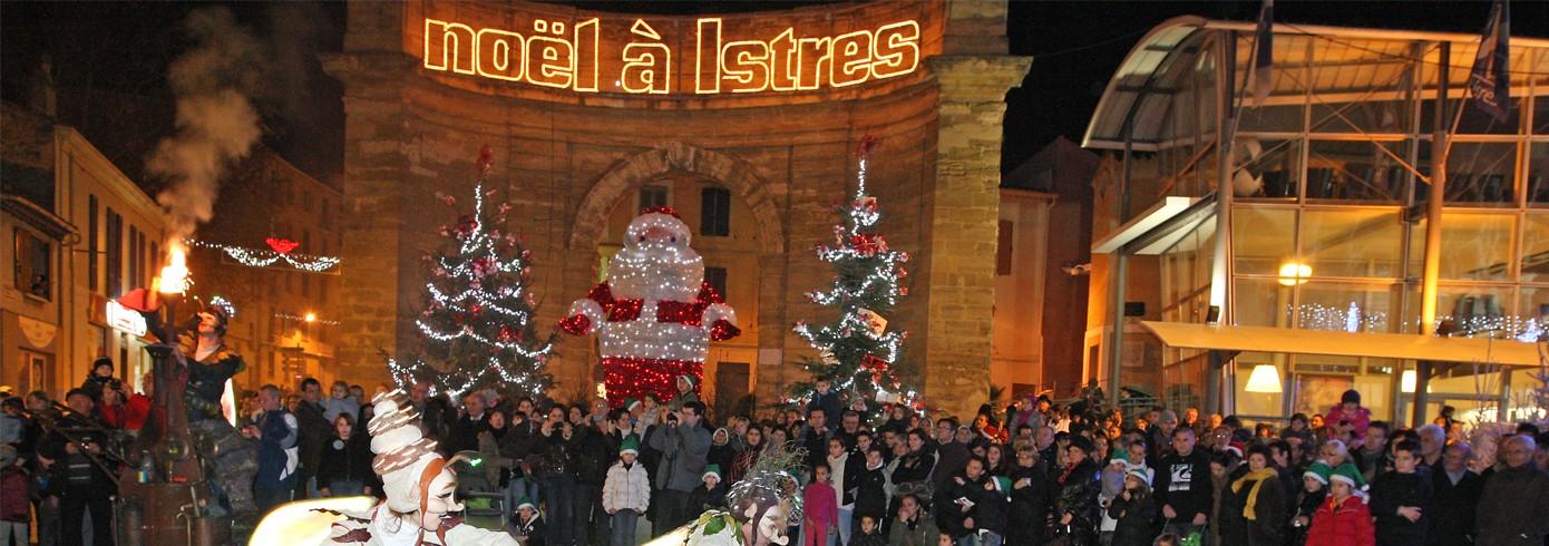 Un Noël à Istres