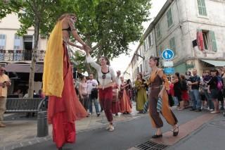 Fête médiévale de la St Jean début juin