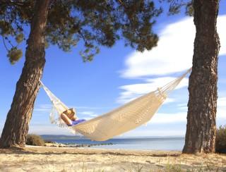 Farniente et repos à la plage