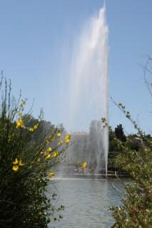 Jet d'eau - Istres