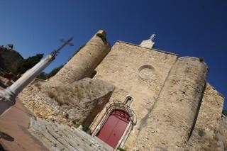 L'église Notre Dame de Beauvoir Istres