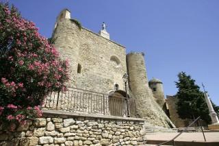 L'Eglise Notre Dame de Beauvoir - Istres - centre ancien