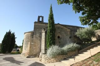 La Chapelle Saint Sulpice date du Xème sicèle