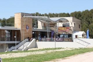 Tennis et squash à la plaine des sports René Davini