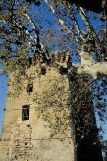 La Tour de la Reine Jeanne à Entressen
