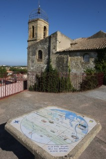 Istres- Centre ancien-Eglise de Notre Dame de Beauvoir