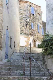 Le centre ancien d'Istres
