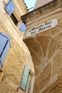 Les rues du Centre Ancien, porteuse d'histoire