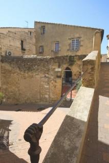 Istres centre ancien maison seigneuriale