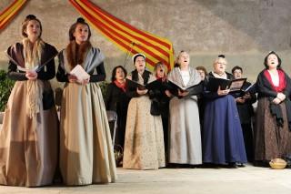 Messe provençale fête des bergers