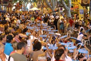 Feria centre ville d'Istres