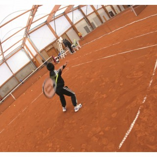 Tennis à la plaine des sports Davini