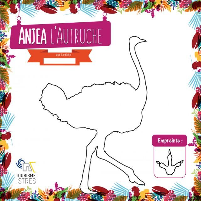 Anjea L Autruche