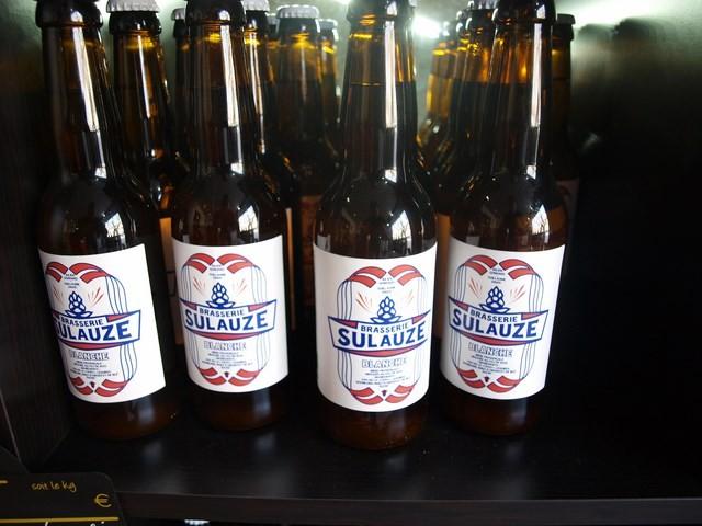 Bière blanche de Sulauze