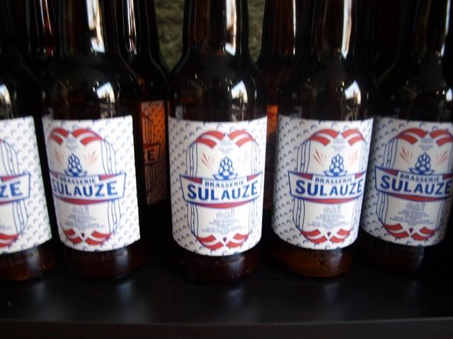 Bière oaï de Sulauze
