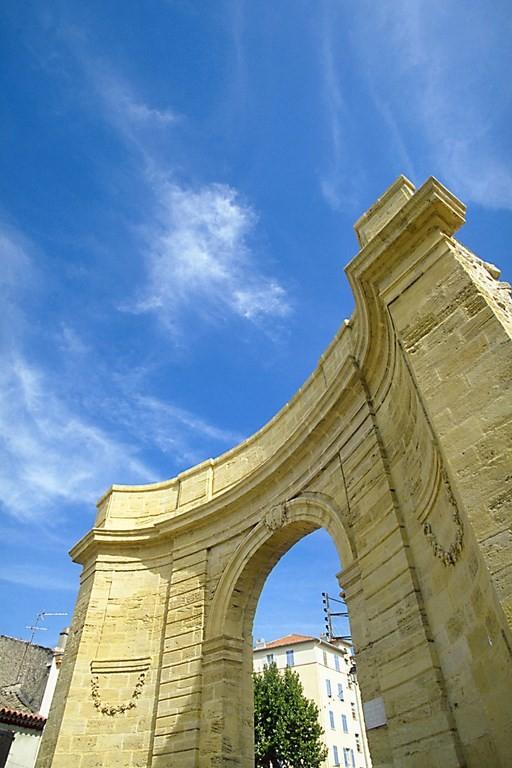 Le portail d'Arles Istres
