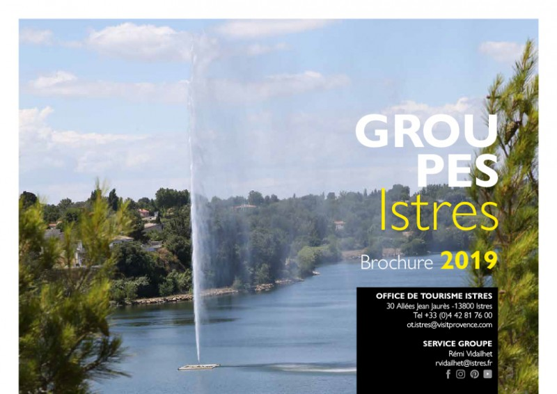 Couverture Brochure groupe 2019