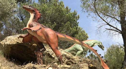 Découvrez les dinosaures avec un expert