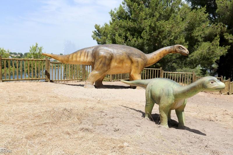 Dinosaur'Istres duo