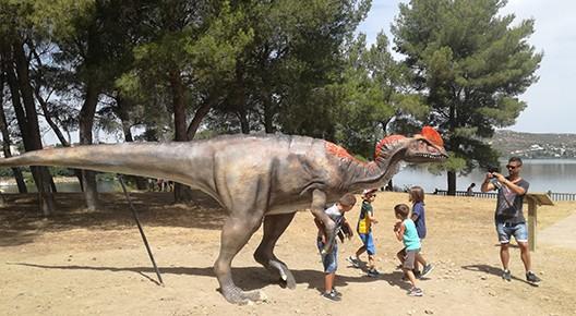 Dinosaur'Istres en s'amusant